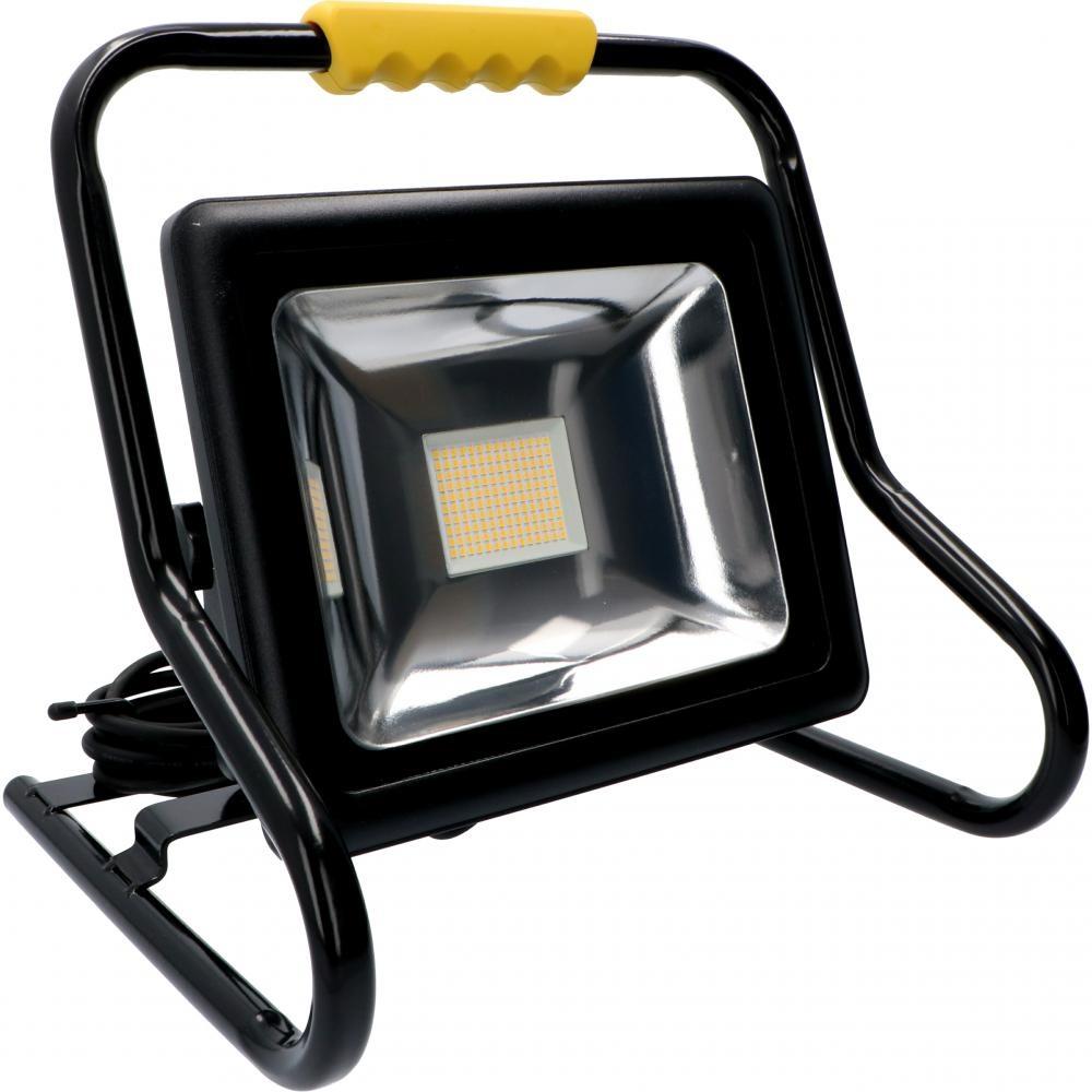 LED Bouwlamp 50W met frame - 3750lm - 4000k