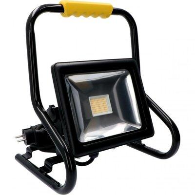 LED Bouwlamp 30W met frame - 2250lm - 4000K