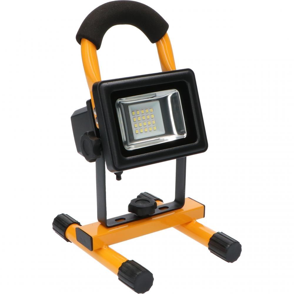 Oplaadbare LED Bouwlamp 10W - 700lm - 6000K