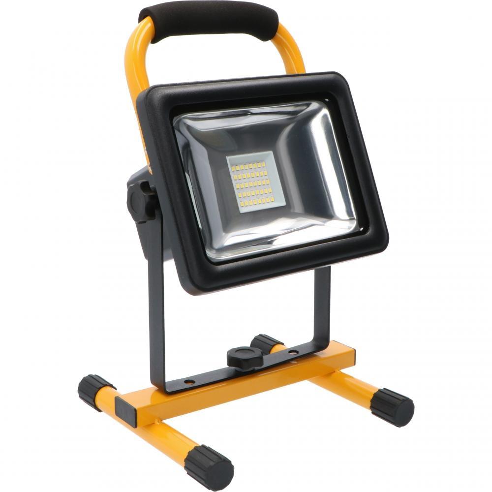 Oplaadbare LED Bouwlamp 20W - 1350lm - 6000K