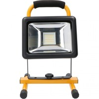 Shada Oplaadbare LED Bouwlamp 20W - 1350lm - 6000K