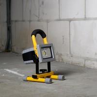 Shada Oplaadbare LED Bouwlamp 10W - 750lm - 6500K