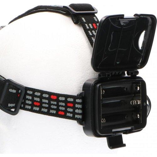 Shada LED Hoofdlamp - 400lm - 3 standen