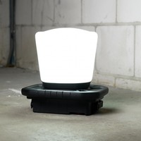 Shada Ballonkap voor werklamp -  360°