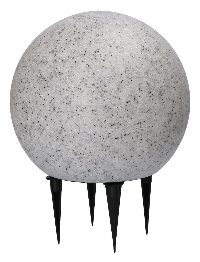 Buitenlamp Rond met sensor - 20cm - 470lm