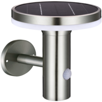 Shada Solar Wandlamp met Sensor - 6W - 600lm