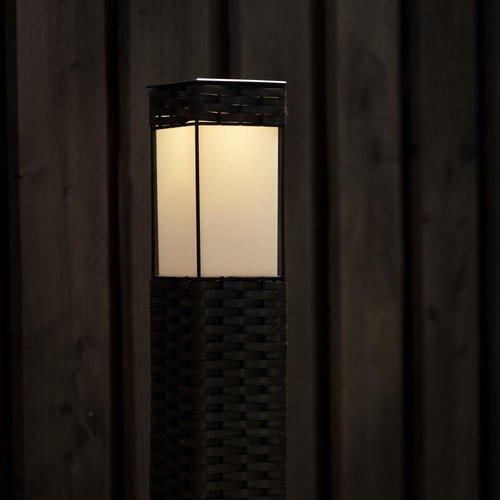 Shada Solar LED Tuinlamp - 5lm - 2700K