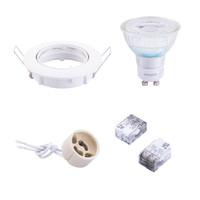 Philips Philips LED Inbouwspot Wit - Dimbaar - 5W