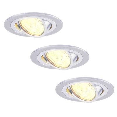 LED Inbouwspots Philips - Boston - GU10 - Dimbaar