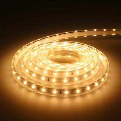 LED Strip 2M - Warm 3000K - Plug & Play - IP65 - Dimbaar