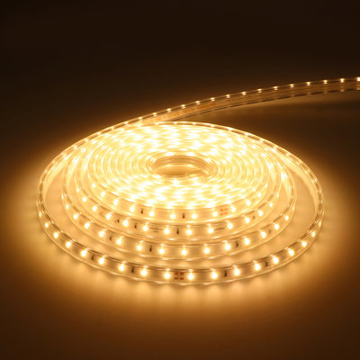 LED Strip 10M - Warm 3000K - Plug & Play - IP65 - Dimbaar