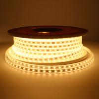 Lightexpert.nl LED Strip 50M - Warm 3000K - Plug & Play - IP65 - Dimbaar