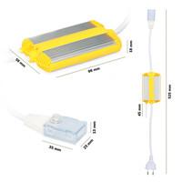 Lightexpert LED Strip RGB Dimmer & Afstandsbediening