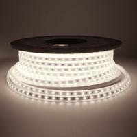 Lightexpert.nl LED Strip 50M - Cool 6000K - Plug & Play - IP65 - Dimbaar