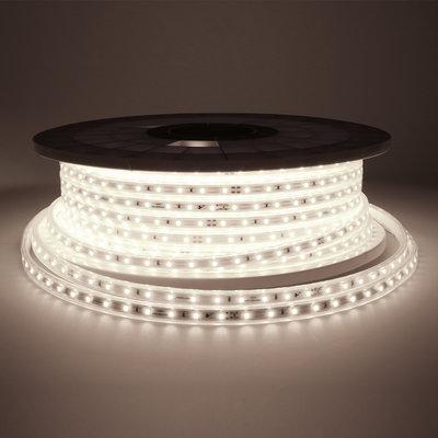 LED Strip 50M - Cool 6000K - Plug & Play - IP65 - Dimbaar