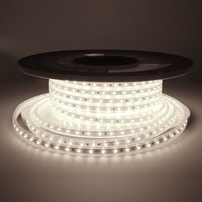 LED Strip 25M - Cool 6000K - Plug & Play - IP65 - Dimbaar