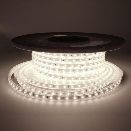 Lightexpert LED Strip 25M - Cool 6000K - Plug & Play - IP65 - Dimbaar