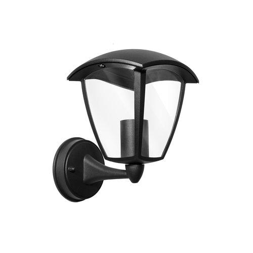 Lightexpert.nl Klassieke Buitenlamp Zwart - E27