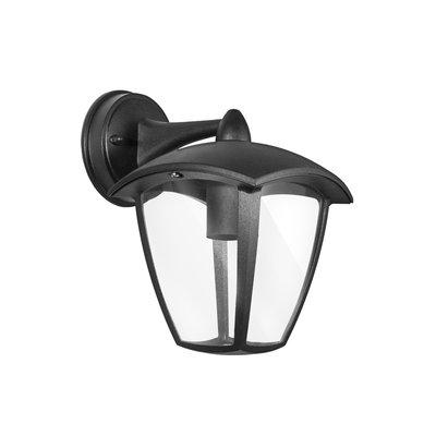 Klassieke Wandlamp Buiten Zwart - E27