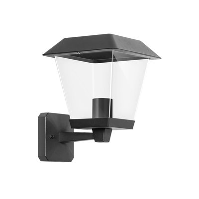 Buitenlamp Klassiek Zwart - E27