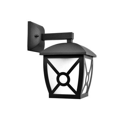 Buitenlamp Klassiek Zwart -E27