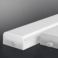 Lightexpert T5 LED Armatuur 60CM - 12W - 4000K - Koppelbaar - Shadowless Serie