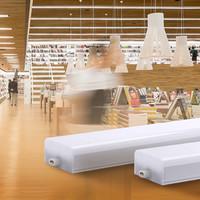 Lightexpert.nl T5 LED Armatuur 150 CM - 30W - 4000K - Koppelbaar - Shadowless Serie