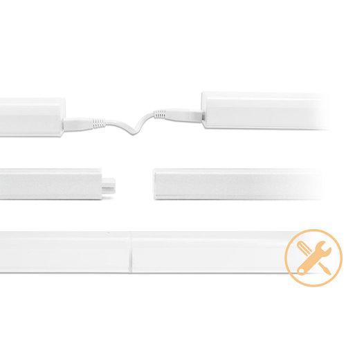 Lightexpert T5 LED Armatuur 150 CM - 30W - 4000K - Koppelbaar - Shadowless Serie