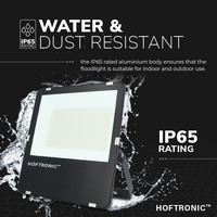 Lightexpert.nl LED Breedstraler 150W - 160lm/W - IP65 - 4000K - 5 Jaar Garantie