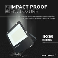 Lightexpert LED Breedstraler 150W - 160lm/W - IP65 - 4000K - 5 Jaar Garantie