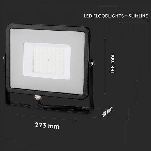 Samsung Samsung LED Breedstraler 50W - 4000 Lumen - 3000k