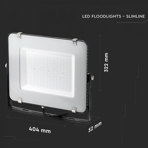Samsung Samsung LED Breedstraler 150W - 12000 Lumen - 3000K
