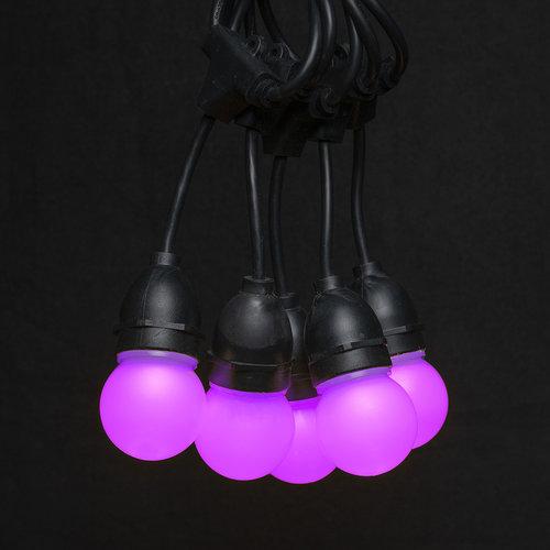 Lightexpert 6,6m LED Prikkabel RGB - String Light - 12 RGB LEDs incl. afstandsbediening