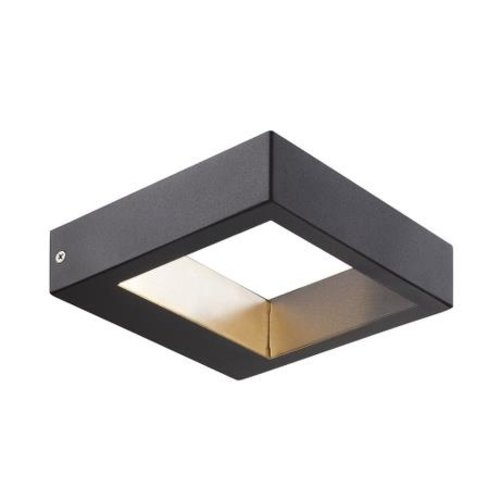 Nordlux LED Wandlamp Buiten Zwart-  3000K -  5W - Avon