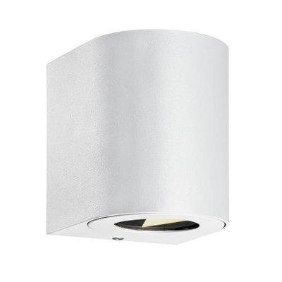 LED Wandlamp Buiten Tweezijdig Wit - 2700K - 2x6Watt LED - Canto 2