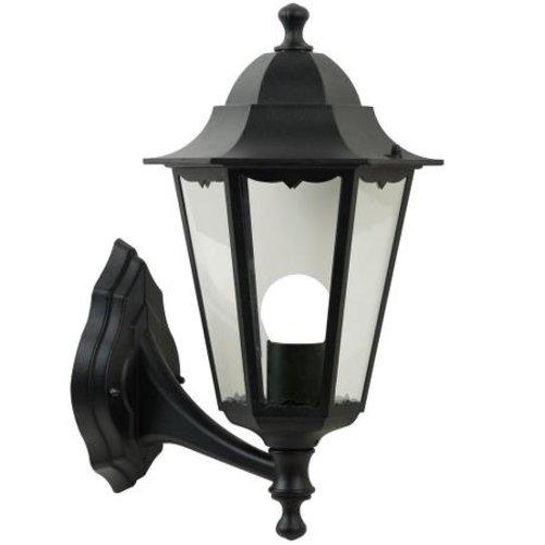 Nordlux Wandlamp Buiten Zwart - IP44 E27Fitting- Cardiff