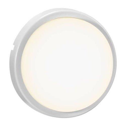 Nordlux LED Wandlamp Buiten Wit -3000K -6,5W LED -Cuba Energy