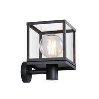 Nordlux Wandlamp Buiten Zwart - IP44 E27 Fitting- Dalton
