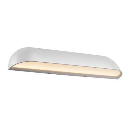 Nordlux LED Wandlamp Buiten Wit -12Watt - IP44 - Front 36