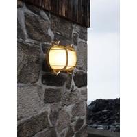 Nordlux Wandlamp Buiten Messing - E27 Fitting - IP64 -Helford