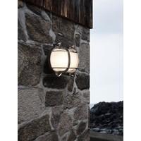 Nordlux Wandlamp Buiten Nikkel - E27 Fitting - IP64 -Helford