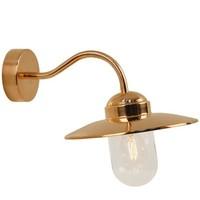 Nordlux Wandlamp Buiten Koper - E27 Fitting - IP54 - Luxembourg