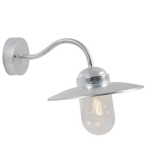 Nordlux Wandlamp Buiten Gegalvaniseerd - E27 Fitting - IP54 - Luxembourg