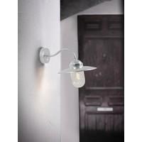 Nordlux Wandlamp Buiten Sensor Gegalvaniseerd - E27 Fitting - IP54 - Luxembourg Sensor