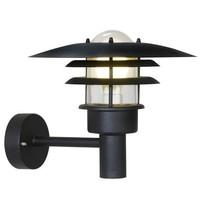Nordlux Wandlamp Buiten Zwart - E27 Fitting - IP44 - Lønstrup 32