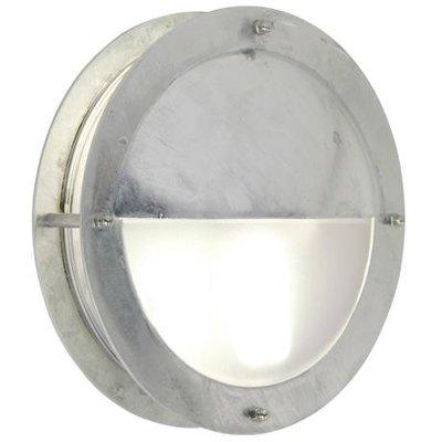 Wandlamp Buiten Gegalvaniseerd - E27 Fitting - IP54 - Malte