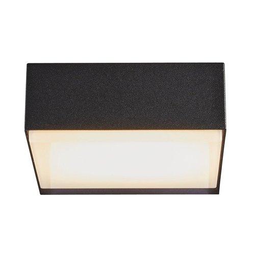Nordlux LED Wandlamp Buiten Zwart -  7,2W LED IP54 -Piana