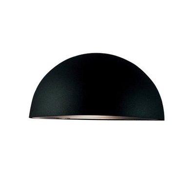 Wandlamp Buiten Zwart - E14 Fitting  - IP23 - Scorpius