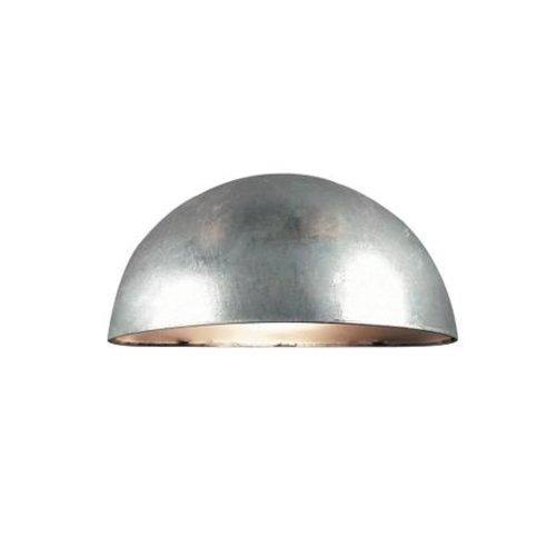 Nordlux Wandlamp Buiten Gegalvaniseerd - E14 Fitting  IP23 - Scorpius