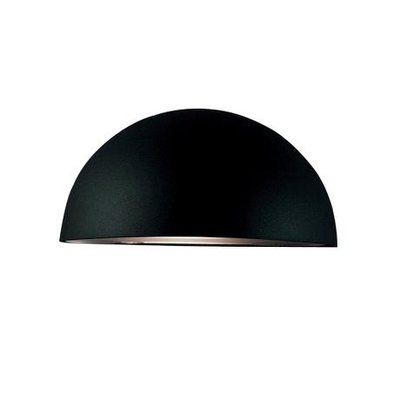 Wandlamp Buiten Zwart - E27 Fitting - IP23 - Scorpius Maxi
